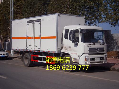 东风天锦10.255吨6.6米液化气瓶运输车