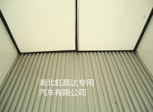冷藏车专用通风槽
