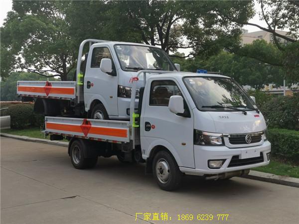 小型气瓶运输车 湖北虹昌达注重品质的气瓶车厂家