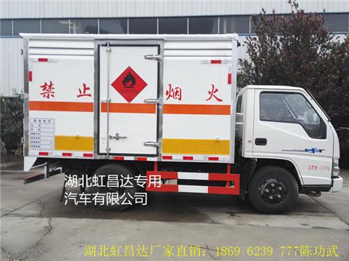 爆破器材运输车厂家提醒爆破器材使用单位安全检查需要重视