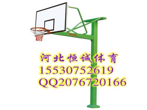 地埋式方管篮球架规格,地埋式方管篮球架哪里生产?地埋式方管篮球架厂家