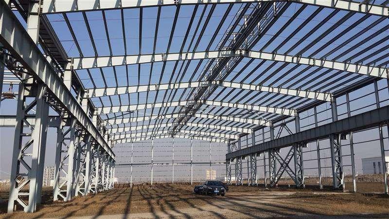 浅谈轻型门式钢架加工近年来的发展