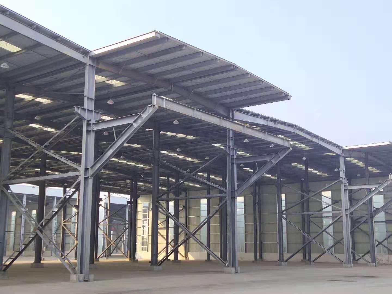 襄阳钢结构设计过程中结构选型与布置阶段尤其重要