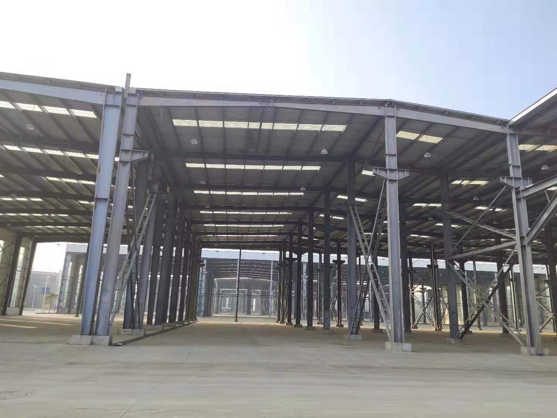 襄阳钢结构施工加工连接采用哪些方法