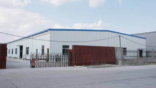 丹江口药材公司钢结构仓库