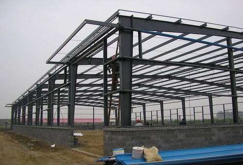 钢结构连廊基础安装与检验要求
