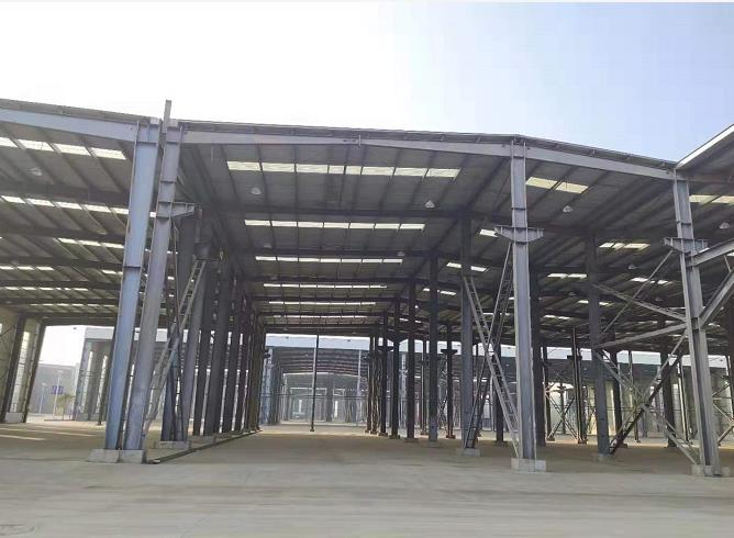 全钢结构厂房