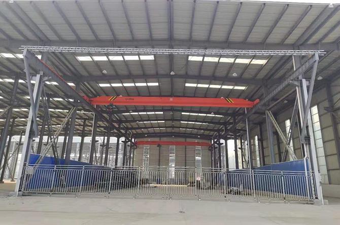 襄阳钢结构施工