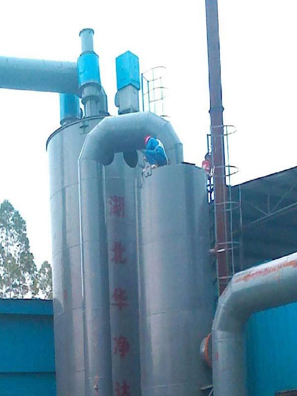 防水卷材煙氣治理