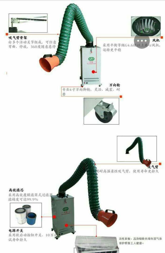 焊接煙氣淨化(處理)器