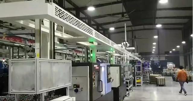 湖南桁架机械手厂房-新火炬