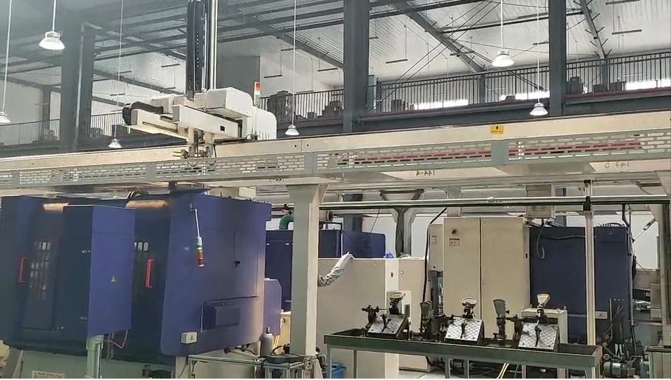 湖南自动化桁架机械手-新火炬