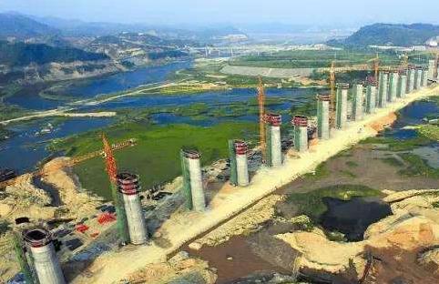 漢十高鐵建造