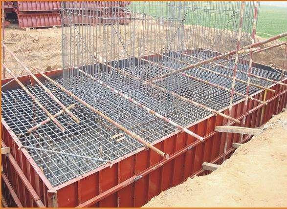 新莊修建鋼模板