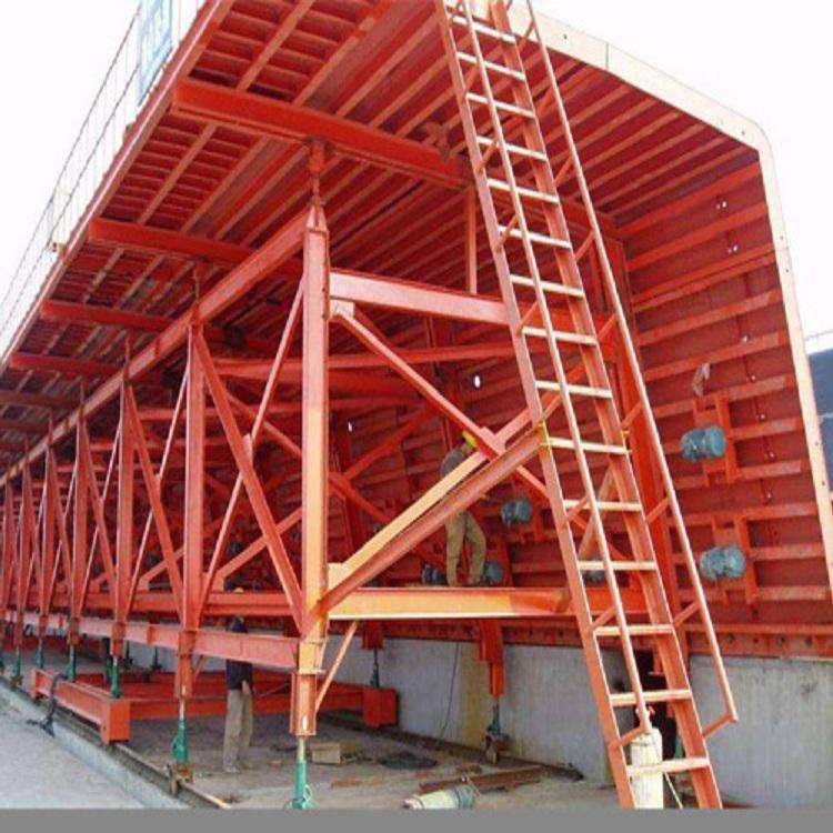 新莊橋梁鋼模板