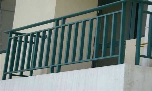 襄阳锌钢阳台护栏