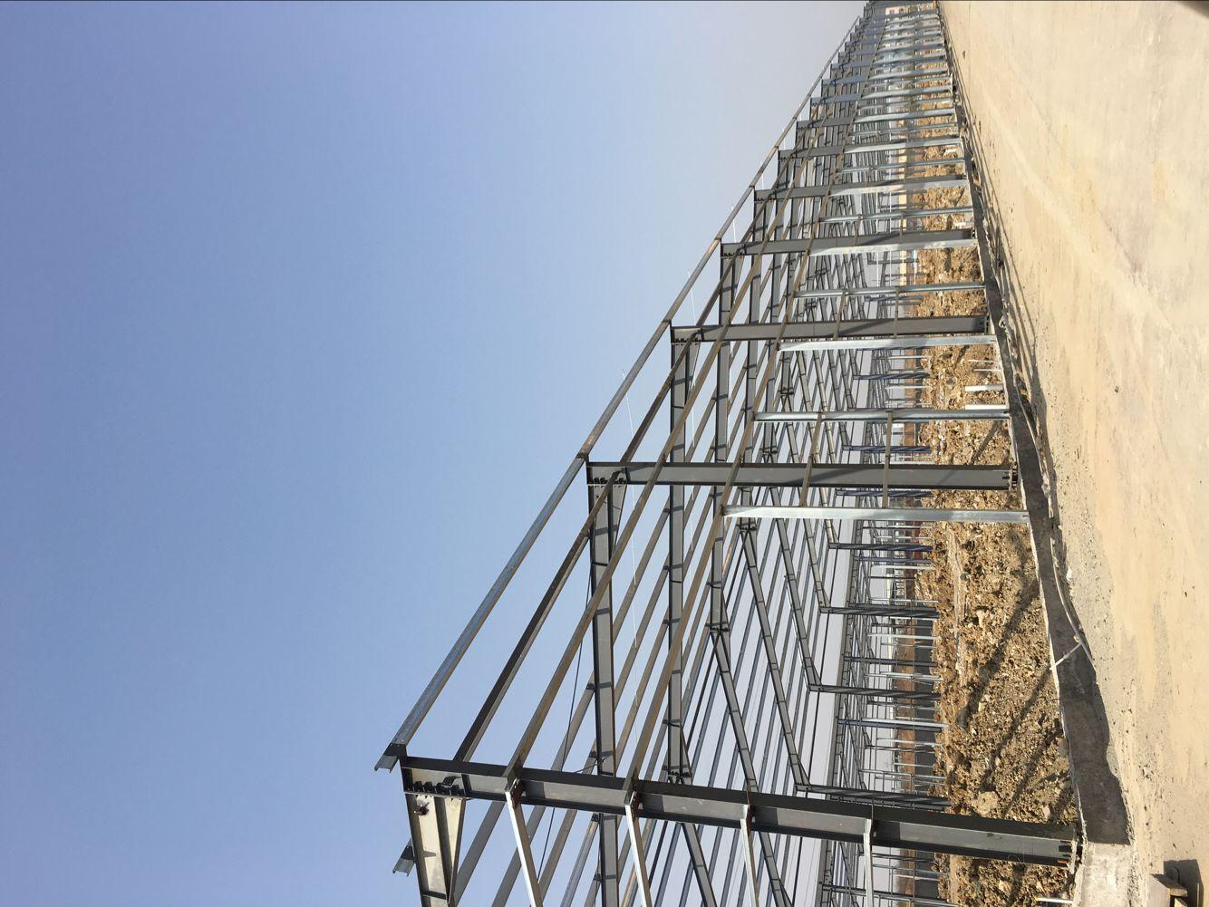 该如何应对钢结构生锈导致寿命缩短问题呢