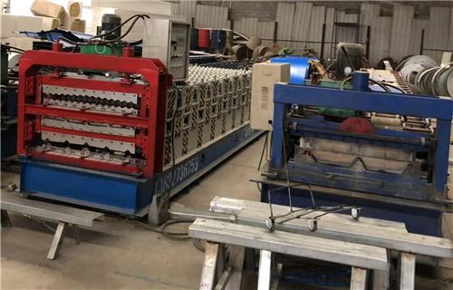 彩鋼瓦生產線