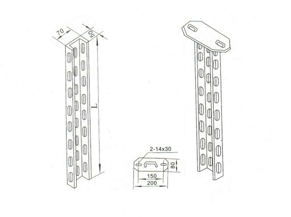 關於電纜橋架的一些計算公式