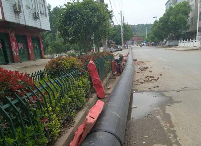 排水管道顶管施工