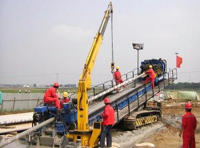 非开挖顶管施工现场注意用电安全