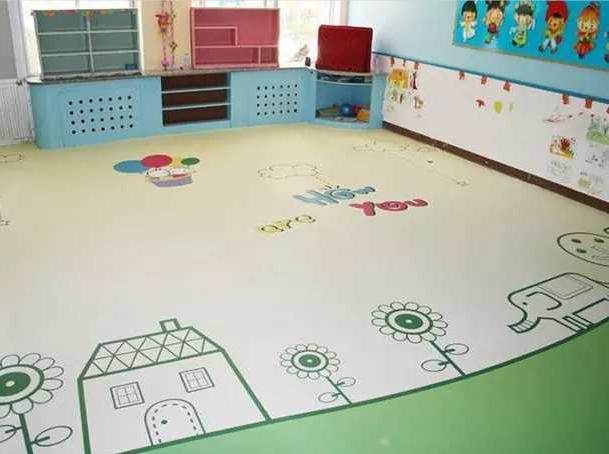pvc塑胶地板厂