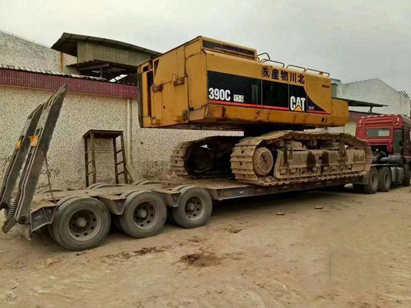 工程机械运输