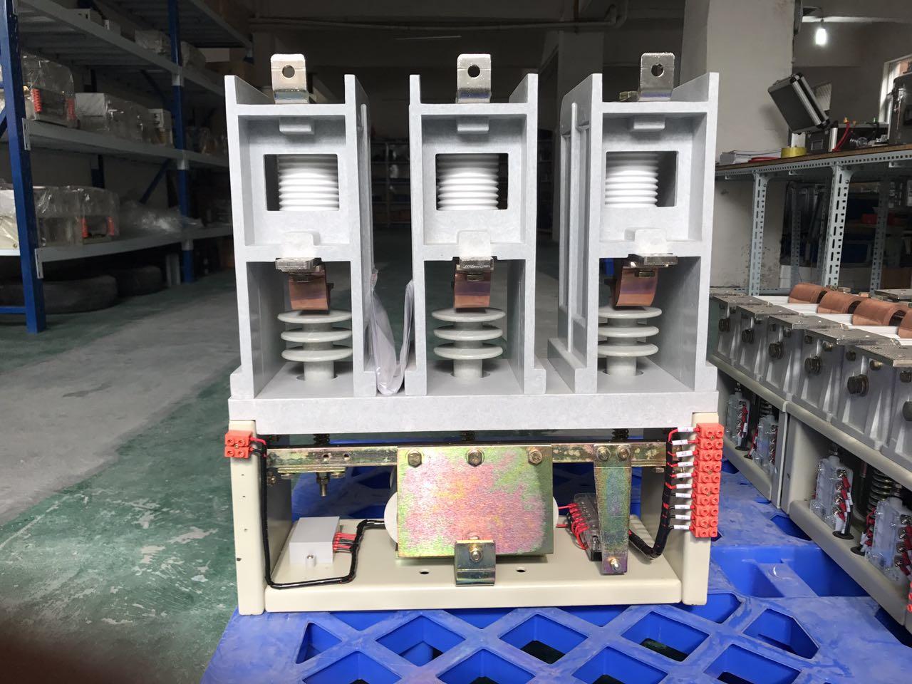 高压真空接触器CKG4-630A/12KV