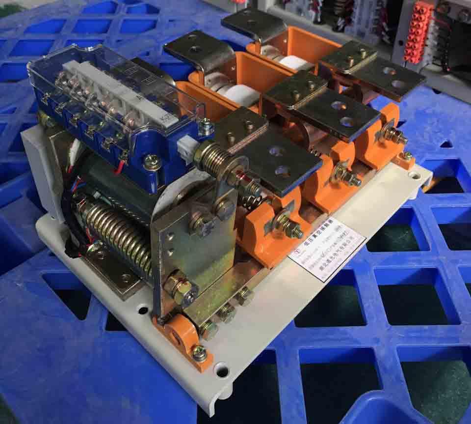 低壓交流真空接觸器CKJ5-630A-1000A/1.14KV