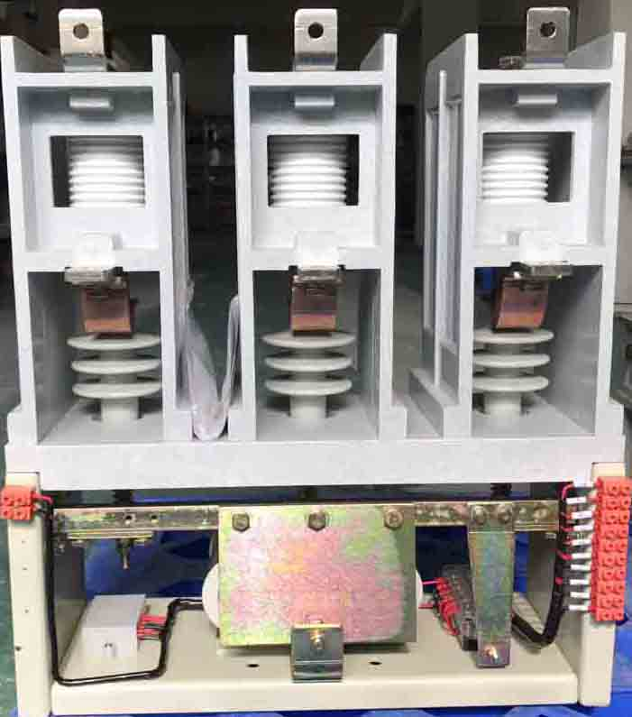 高壓交流真空接觸器CKG3(4)-160-630A/12KV