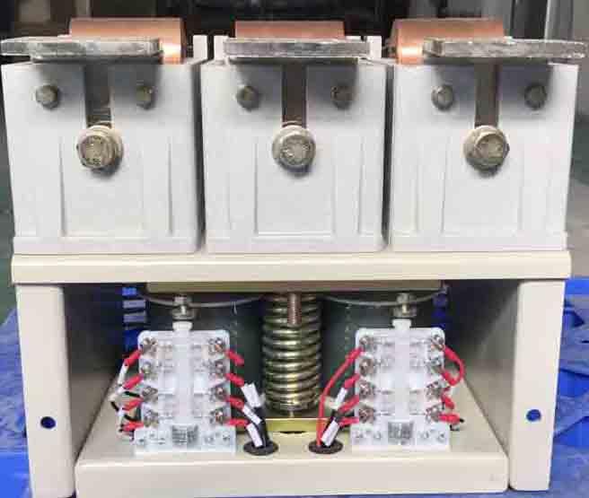 低壓交流真空接觸器CKJ5-1250A/1.14KV