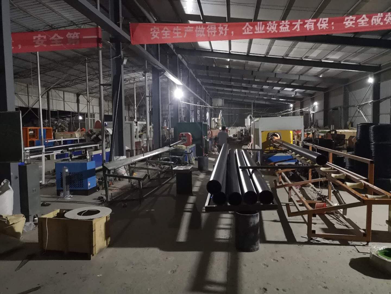 建材厂改造现场