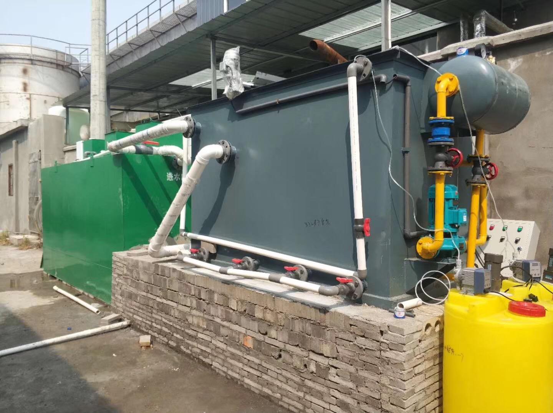 关于矿井污水处理设备如何维护