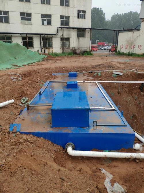 概述养殖污水处理设备