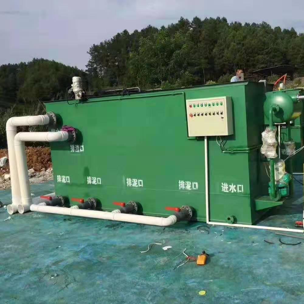 养殖厂污水处理设备的适应领域