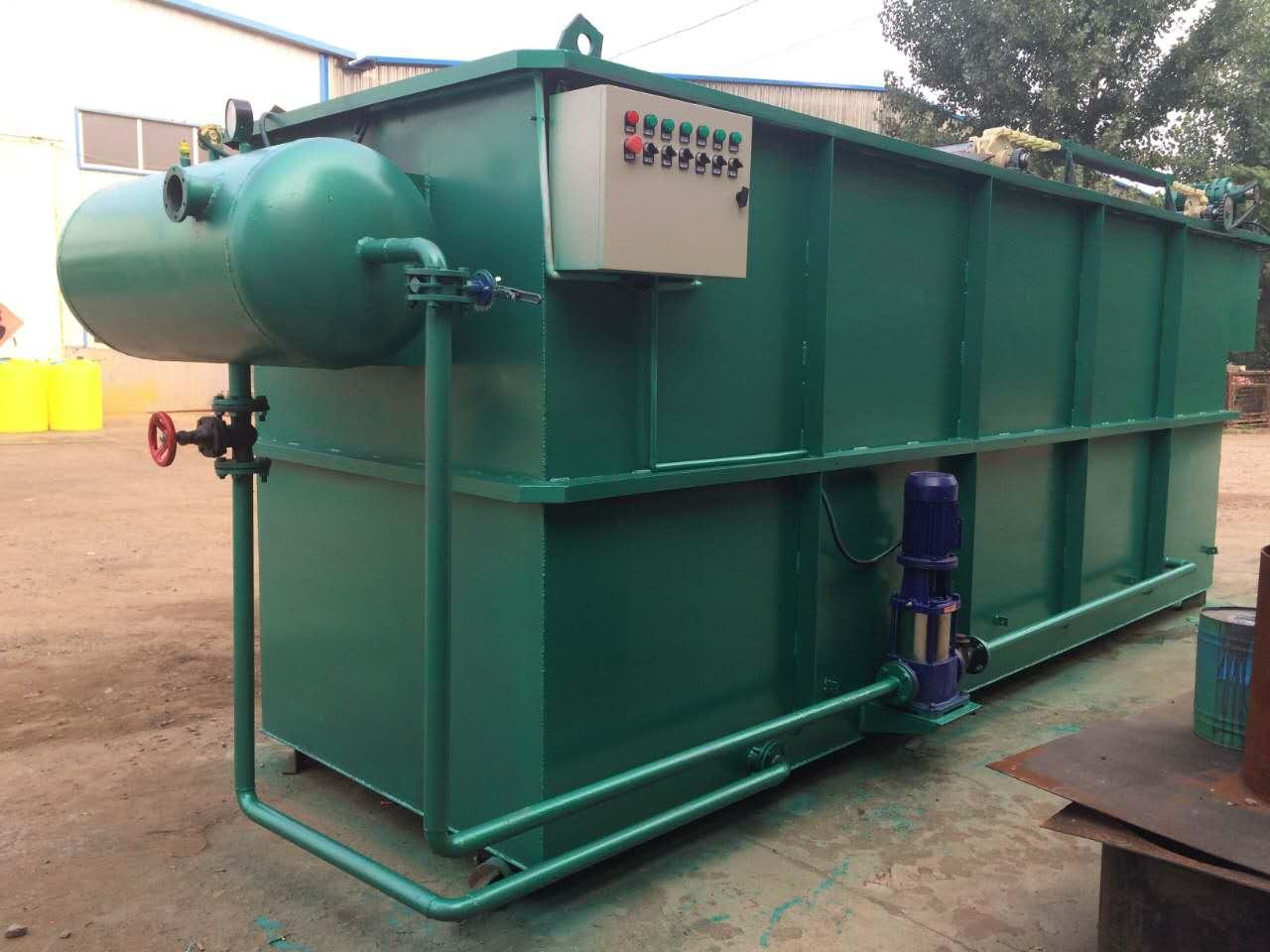 如何用养殖污水处理设备处理污水