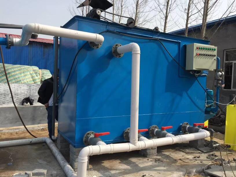 怎样处理养殖厂污水处理设备