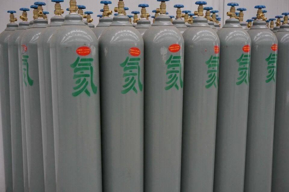 气瓶存储要讲究,湖北工业氦气供应商为您细说