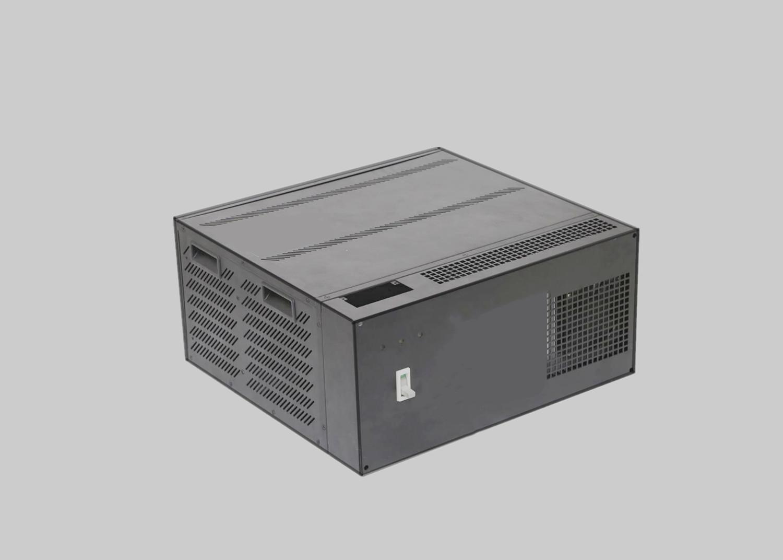 高压固态软启动柜中隔离器和保险丝选择