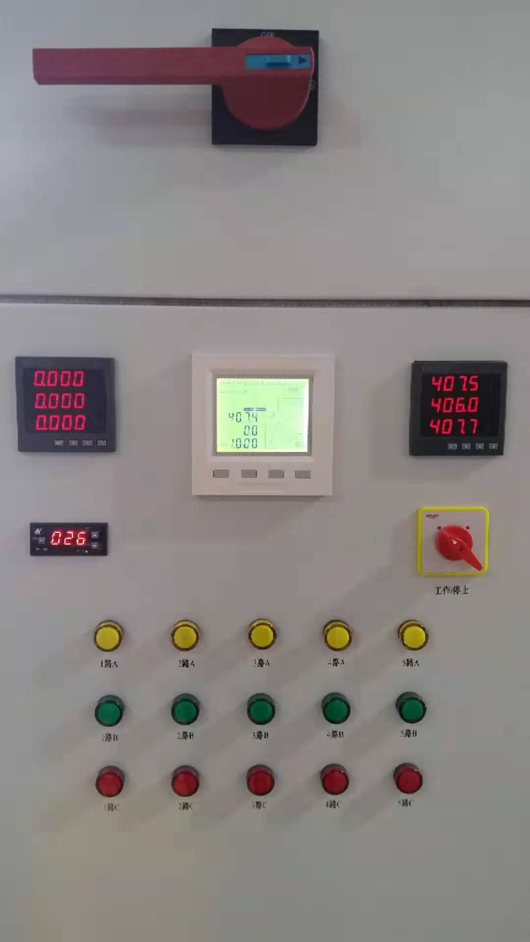 高壓固態軟啟動柜即方便操作又能有效避免巨額罰款