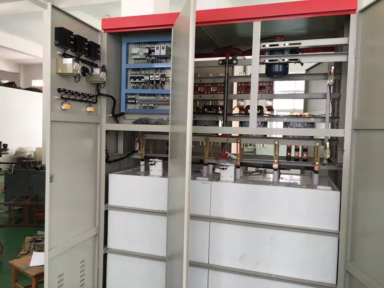 高压固态软启动柜的主要特色