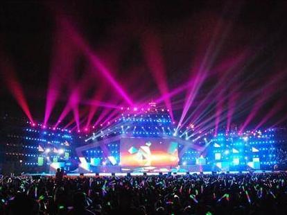 舞台光束灯