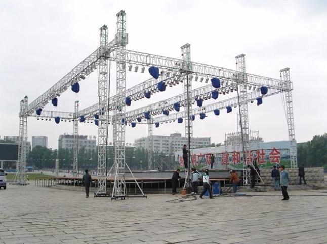 专业舞台桁架