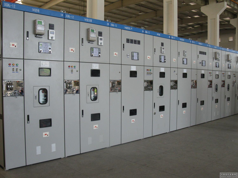 固定式开关柜 XGN2-12高压柜