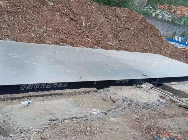 襄阳牛首3*16,米100吨地磅