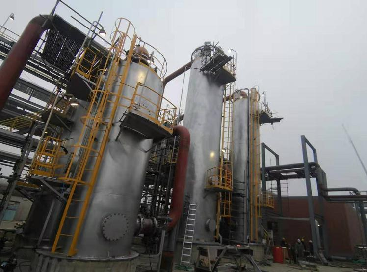 蜂窝式电捕焦油器厂