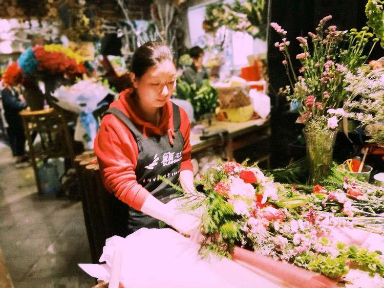 韩式花艺培训