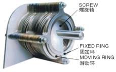 疊螺式壓濾機/疊螺式脫水機