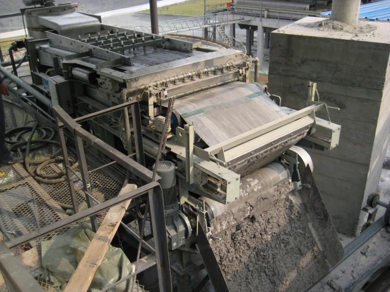 石材废水-带式压滤机