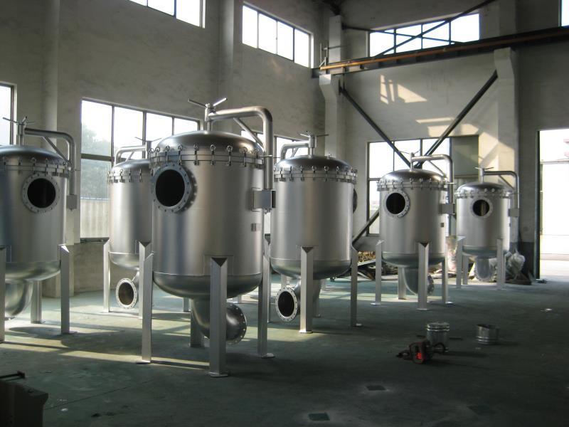 涂装废水-袋式过滤器